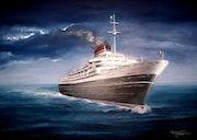 Paquebot Andrea Doria.