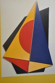 La loguyvienne géométrique. Janjan Seclet Jms