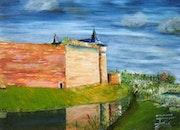 Le château de Suscinio (sud 2).