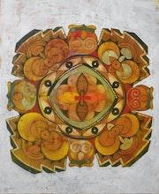 Mandala 2. Cristina Garcia Espinosa