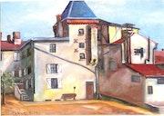 Brasserie village.