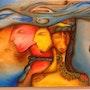 Tripartitus. Pilar Ortiz Fine Art
