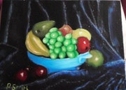 A Bowl of Fruit. Paul Smith