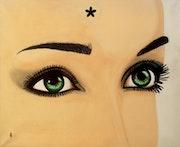 L'intensité de tes yeux.