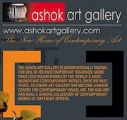 International Art Gallery operating from New Delhi, India. Ashok Art Gallery