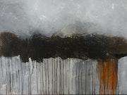 Abstrait lanscape.