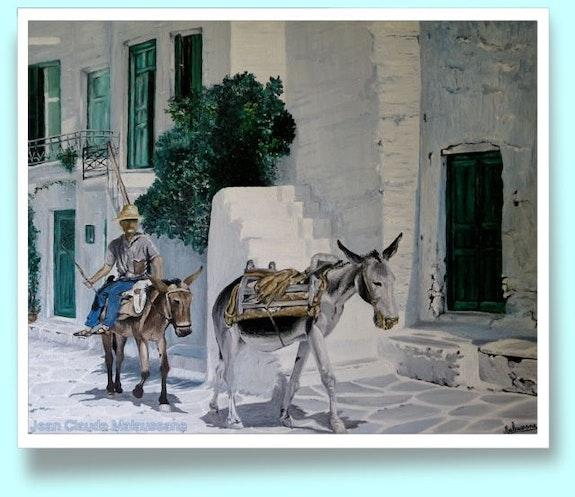 Ruelle blanche. Malaussane Jean Claude Malaussane
