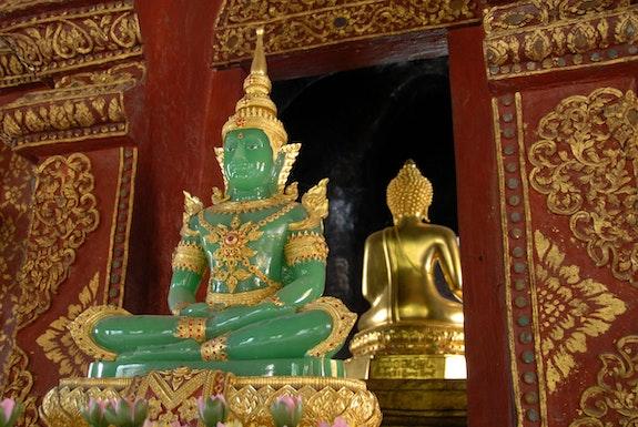 Bouddha d'émeraude. Olivier Duliscouët Olivier Duliscouët