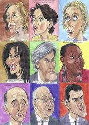 9 Ministres du gouvernement de Jean-Marc Ayrault.