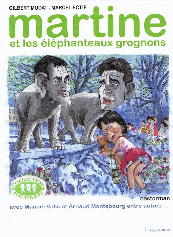 Martine et les éléphanteaux grognons 2009. Jethro Jethro