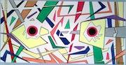 Tunel de colores. José Luis Herrera