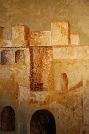 Kasbah at Skoura in Marocco. Jenny Vonk - Vandenberg