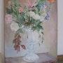Voici le bouquet Moustier. Carole Lutz
