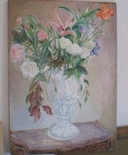 Voici le bouquet Moustier.