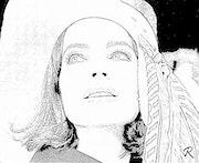 Romy Schneider. Raymond Marcel Depienne
