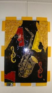 Le Saxophone. Bruno Imart