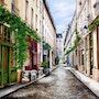 Cour Damoye - Paris. Houmeau