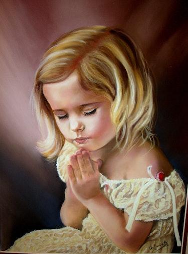 La prière. Stefania Bellini