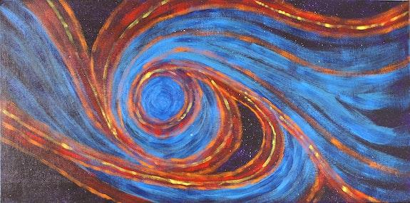 Whirly Whirly. Brian L Art Brian L Art