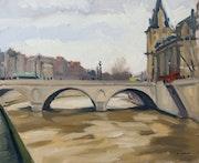 Le pont St Michel. Thierry Lefort