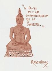 Buddha Sukhothaï (Blood Art).