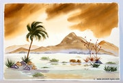 The Desert Island (0022). The William Frederick Brooks Collections