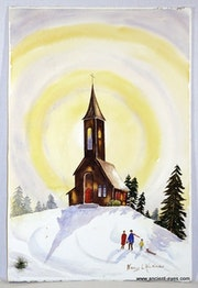 Old Church in Winter (0023).
