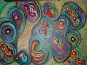 «Les émotions» dessin projectif.