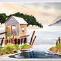 The Old Fishing Shack (0033). The William Frederick Brooks Collections