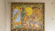 Art indien. Salamon Joseph