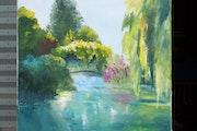 Jardin de Monet.