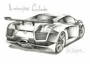 Lamborghini Gallardo. Ariel Rodriguez