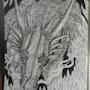 Bazrarathln (The Fire Dragon). Dragonz Art