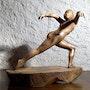Gymnique n°6. Jean Kubicki