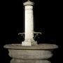 Grande fontaine. Antiquités Achat-Vente Objets d'Art 17Ème Et 19Ème