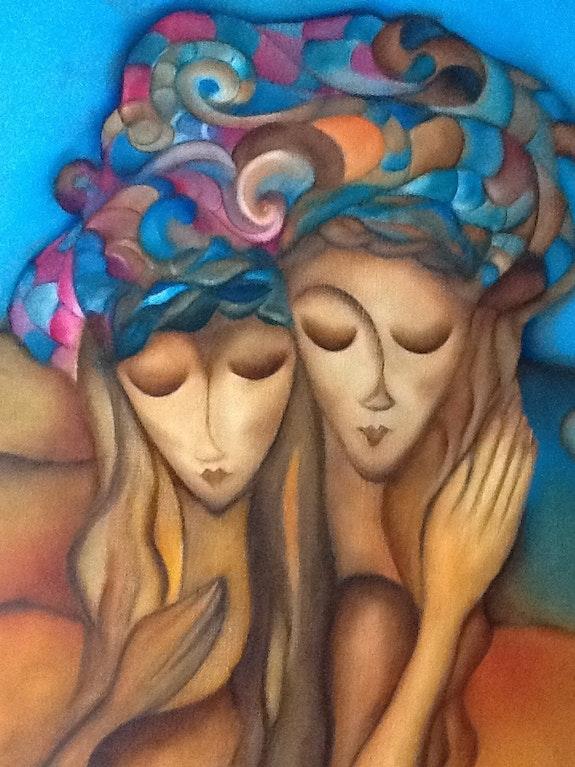 Ninphas. Pilar Ortiz Pilar Ortiz Fine Art