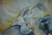 La reine des oiseaux. Anne-Marie Vandorpe Deligne