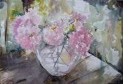 Roses en équilibre!.