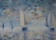 «Navigation de plaisance» (création).