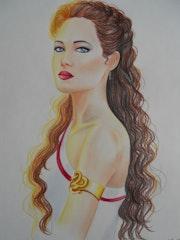 La belle Hélène de Troie.