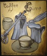Tea time. Galanthis