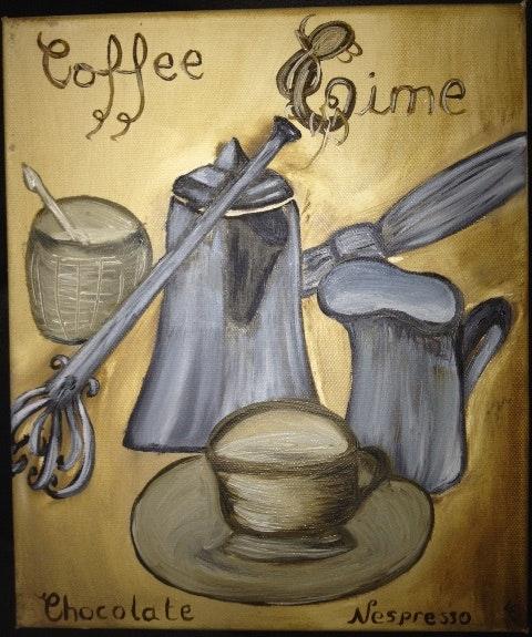 Tea time. Galanthis Galanthis