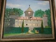 Chateau de Coudrée (hotel relais)en Ht-Savoie.