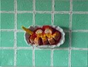 Currywurst. Artjac