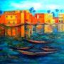 Venise africaine. Anita De Martini