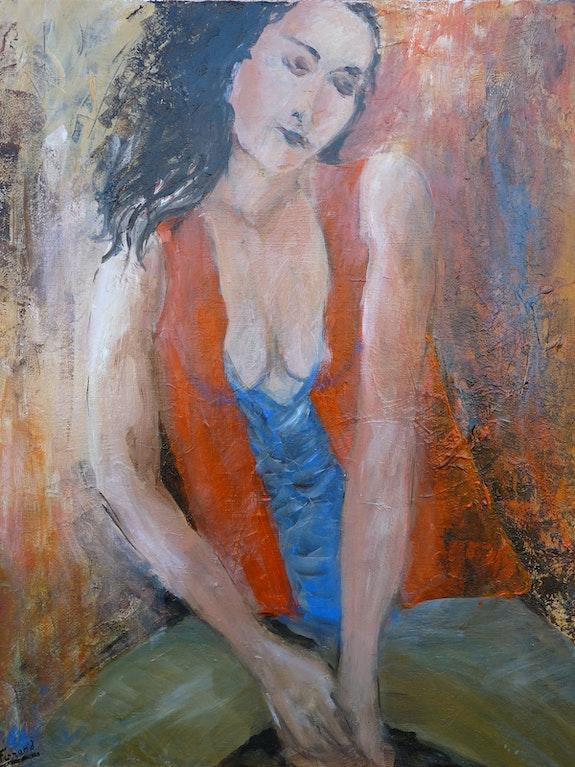 Mélancolie.  Marie Ferrand