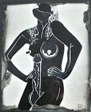 Hermaphrodit. Galerie Liebreiz