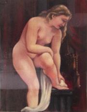 Rubens Akt.