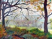 Herbst in Eisenbach.