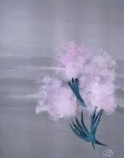 Fleurs d'hiver.